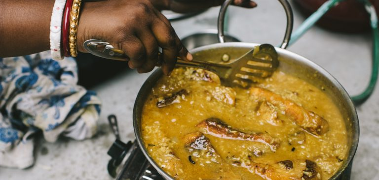 mudi ghanto fish stew
