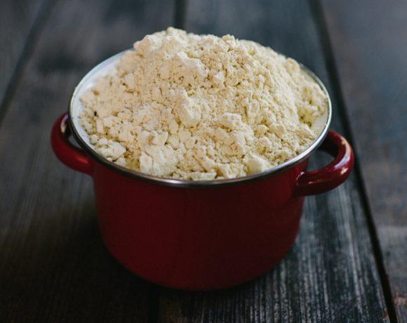 chickpea garbanzo bean gram flour besan